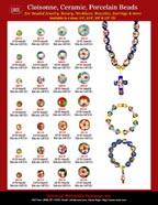 Cloisonne Beads: Cloisonn� Bead Supply