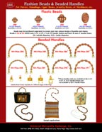 Catalogue - Fashion Handbag Hardware - Beaded Purse Handles - HH-Pxx-254-277